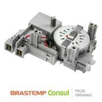 Atuador do Freio 220V W10518617 para Lavadora Brastemp Consul Diversos Modelos -