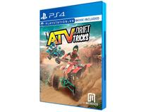 ATV Drift & Tricks para PS4 - Microids