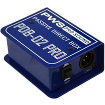 Audio directbox pws passivo pdb02 -