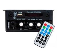 Audio Mixer com Bluetooth / USB Boog -