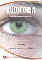 Auditoria - Teoria e Questões Comentadas - Ferreira -