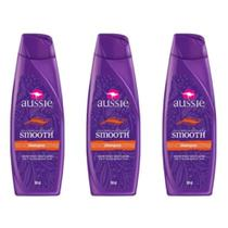 Aussie Miracle Smooth Shampoo 180ml (Kit C/03)