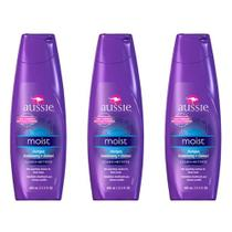 Aussie Moist Shampoo 400ml (Kit C/03)