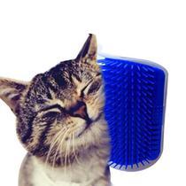 Auto Escovamento Massageador  De Parede Para Gatos - Exclusivo
