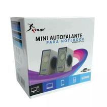 Auto Falante Para Notebook - Mini - Knup - KP 7028