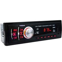 Auto Radio Automotivo Bluetooth Mp3 Player Som Carro - Genérico