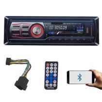 Auto Radio Automotivo Bluetooth Mp3 Player Usb Sd C/ Controle - Xpload