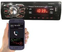 Auto Radio Automotivo Bluetooth Mp3 Player Usb Sd Som Carro - Firt option