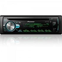 Auto Radio DEHX50BR Preto Pioneer -