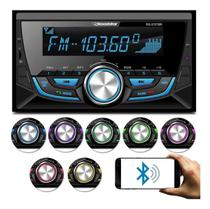 Auto radio fm mp3 bluetooth usb rs3707br roadstar -