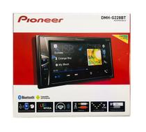 Auto Radio media receiver Pioneer Dmh-g228bt double din Bluetooth Controle Remoto -