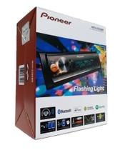 Auto Rádio MP3 Pioneer Mvh-x300br Mixtrax Flashing Light Bluetooth usb Controle remoto -