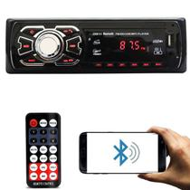 Auto Radio Mp3 Player Som Automotivo Usb Sd Toca Fm Bluetooth - Tsshop