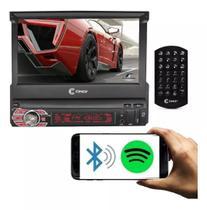 Auto radio mp5 multimidia bluetooth espelhamento ios android - Cinoy