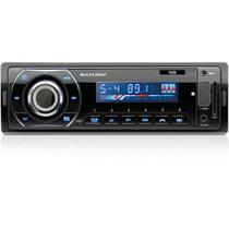 Auto Rádio Multilaser Talk P3214 Bluetooth Talk Mp3 Usb Sd Auxiliar - Integralmédica