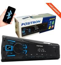 Auto radio positron com bluetooth sp2240bt