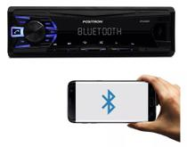 Auto Rádio Positron Sp2230 Mp3 Player Bluetooth Usb Auxiliar -