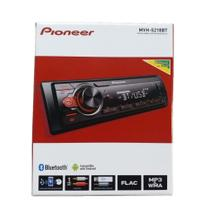 Auto Radio receiver Pioneer Mp3 Mvh-s218bt Usb Bluetooth -
