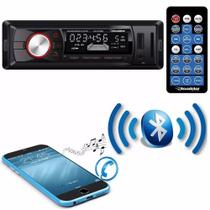 Auto Radio Roadstar 2709 Mp3 Player Fm Bluetooth Usb Sd Top - Rodstar