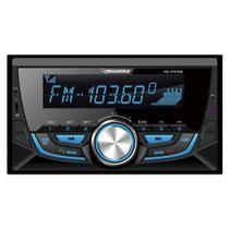 Auto Rádio Roadstar Brasil RS3707BR 2Din 4x50Rms -