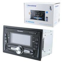 Auto radio roadstar rs-2909 bluetooth/ fm/ mp3/ wma/ cartao sd/ usb/ 4 saidas rca/ 4x45wrms -