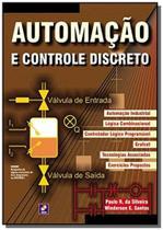 AUTOMACAO E CONTROLE DISCRETO  8a EDICAO - Editora erica ltda