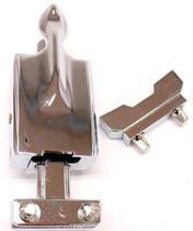 Automático de Caixa X-Pro C. Ibañez AC Plus com Abertura Vertical e Base de Apoio - X-Pro Percussion