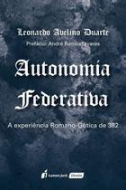 Autonomia Federativa - Lumen juris