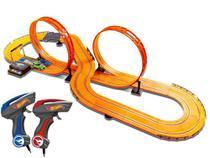 Autorama Hot Wheels Slot Car Track Set Pista 6,32m Multikids -