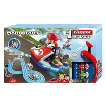 Autorama Pista Elétrica Nintendo Mario Kart 2,9 m Carrera -