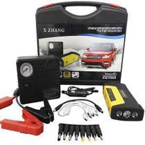 Auxiliar Partida Bateria Portatil Veicular Carro Emergência Com Lanterna Orignal - xzhang