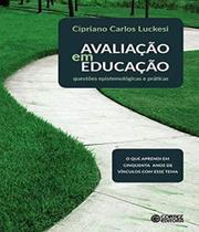 Avaliacao E Educacao - Cortez