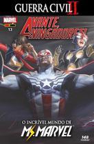 Avante, Vingadores - Edição 13 - Marvel