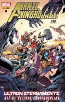 Avante, Vingadores - Edição 9 - Marvel