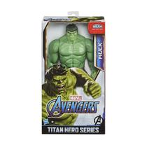 Avengers 14 Titan Hero Blast Gear Hulk Deluxe - E7475 - Hasbro