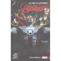 Avengers - All-New, All-Different Avengers, Volume 3 - Civil War II - Marvel