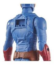 Avengers Capitão América Blast Gear 30 Cm - E7877 - Hasbro - Brinquedos