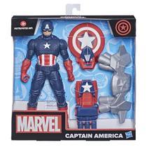 Avengers Capitão América Olympus c/ Acessorios - Hasbro F0775 -