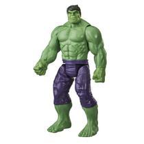 Avengers figuera 14 titan hero blast gear hulk deluxe e7475 - Hasbro -