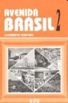 Avenida Brasil 2 - Glossário Alemão - Epu - Pedagógica E Universitária