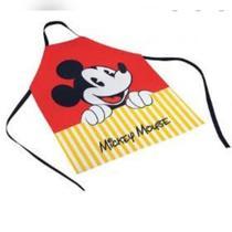 Avental infantil mickey mouse - lepper - Ndnfjfbf