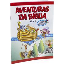 Aventuras da Bíblia (Livro de Colorir + Atividades) - Sbb