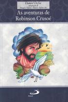 Aventuras de robinson crusoe, as - Paulus