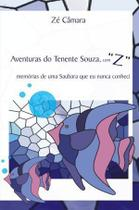 Aventuras do tenente souza, com 'z' - Scortecci Editora -