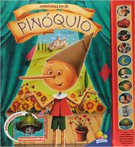 Aventuras Em 3D: Pinoquio - Todolivro -