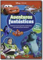 Aventuras Fantasticas - Dcl -