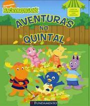 Aventuras No Quintal - Livro De Atividades - Fundamento