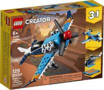 Avião a Hélice Creator 3 em 1 - Lego 31099 -