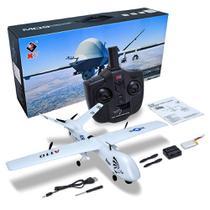 Avião Aeromodelo de Controle remoto WlToys Predator completo 3 canais - Wl Toys