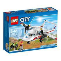 Aviao-ambulancia - city - Lego